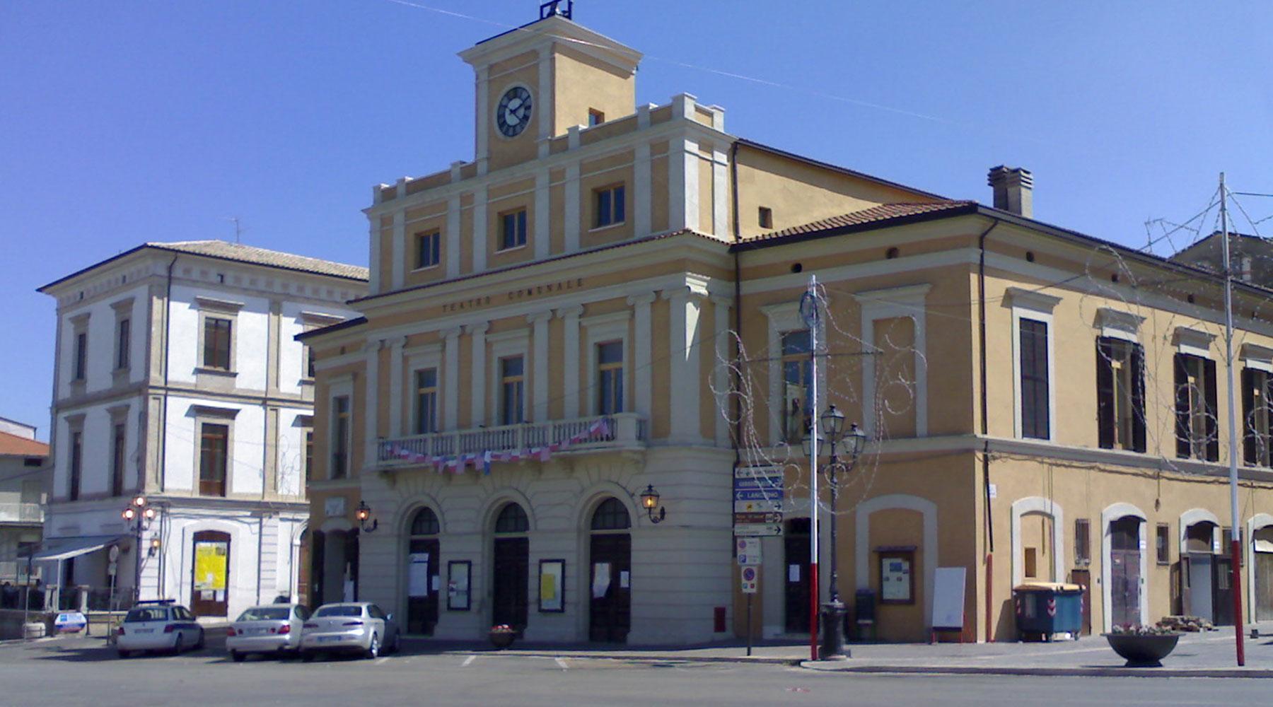 Altamira Hotel Ristorante Orsogna Near Chieti In Abruzzo
